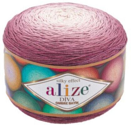 Alize Diva Ombre Batik 7377 Purple