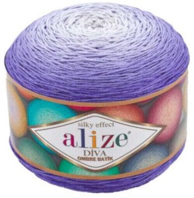 Alize Diva Ombre Batik 7378 Violet