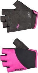 Northwave Womens Fast Short Finger Gloves Fuchsia/Black XS