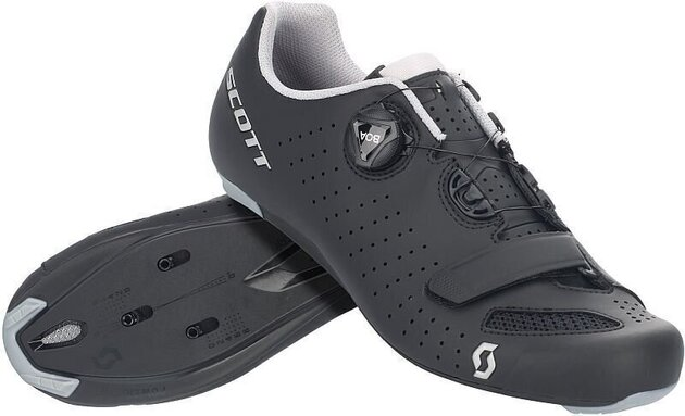 Scott Road Comp BOA Black/Silver 46