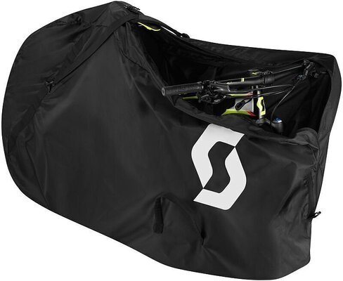 Scott Bike Transport Bag Sleeve Black