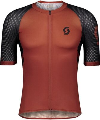 Scott Men's RC Premium Climber S/SL Rust Red/Black L