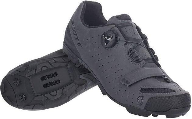 Scott MTB Comp BOA Reflective Grey/Black 46