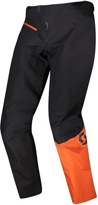 Scott Men's Trail Storm WP Black/Orange Pumpkin XXL