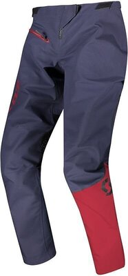 Scott Men's Trail Storm WP Blue Nights/Wine Red L