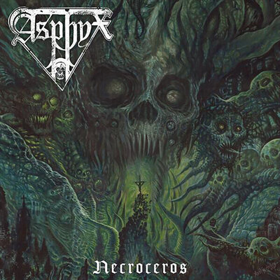 Asphyx Necroceros (CD)