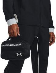 Under Armour Contain Travel Kit Black/Black/Metallic Silver