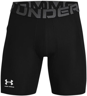 Under Armour HG Armour Mens Shorts Black/Pitch Gray XL