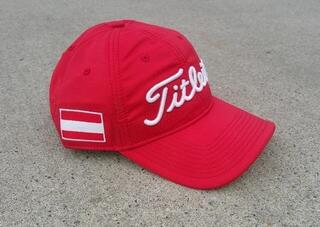 Titleist Austria Flag Cap Red