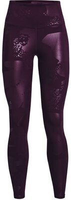 Under Armour Rush Tonal Womens Leggings Polaris Purple/Iridescent S
