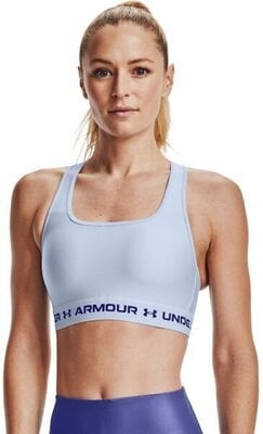 Under Armour Crossback Mid Womens Bra Isotope Blue/Isotope Blue/Regal L