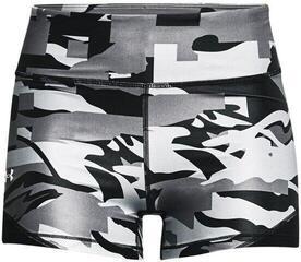 Under Armour Isochill Team Womens Shorts Black/White M