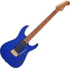 Charvel Pro-Mod DK24 HSH 2PT Caramelized MN Mystic Blue
