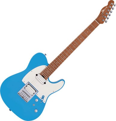 Charvel Pro-Mod So-Cal Style 2 24 HT HH Caramelized MN Robin's Egg Blue