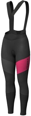 Scott Women's RC Warm WB Black/Azalea Pink S