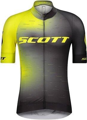 Scott Men's RC Pro S/SL Sulphur Yellow/Black L