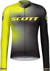 Scott Men's RC Pro L/SL Sulphur Yellow/Black M