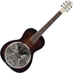 Gretsch G9220 ''BOBTAIL'' Deluxe Resonator Guitar Katalox FB RN