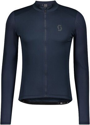 Scott Men's Endurance 10 L/SL Midnight Blue/Dark Grey L