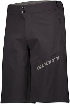 Scott Men's Endurance LS/Fit W/Pad Black XL
