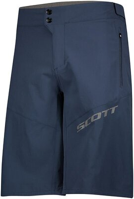 Scott Men's Endurance LS/Fit W/Pad Midnight Blue L