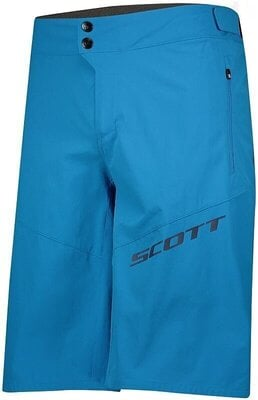 Scott Men's Endurance LS/Fit W/Pad Atlantic Blue L