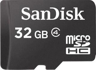 SanDisk microSDHC Class 4 32 GB SDSDQM-032G-B35