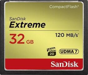 SanDisk Extreme CompactFlash 32 GB SDCFXSB-032G-G46