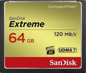 SanDisk Extreme CompactFlash 64 GB SDCFXSB-064G-G46