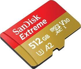 SanDisk Extreme Micro SDXC 512 GB SDSQXA1-512G-GN6MA
