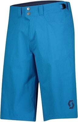 Scott Men's Trail Flow W/Pad Atlantic Blue L