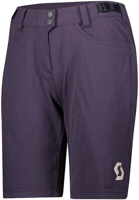 Scott Women's Trail Flow W/Pad Dark Purple L