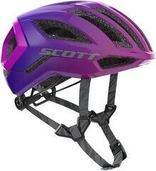Scott Centric Plus Supersonic Edt (CE) Black/Drift Purple L