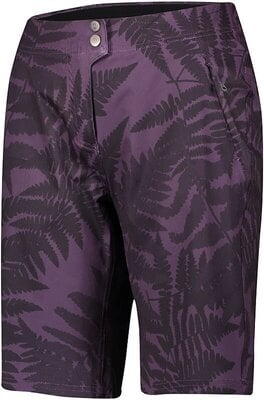 Scott Women's Trail Flow Pro Dark Purple M