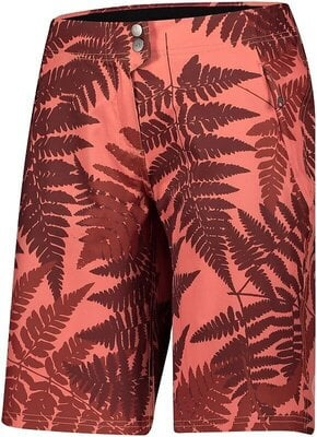 Scott Women's Trail Flow Pro Rust Red L