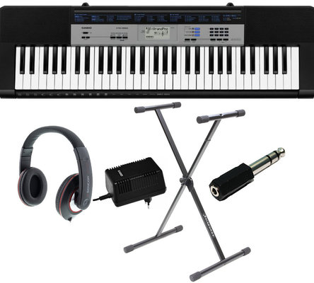 Casio CTK-1550 Set
