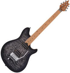 EVH Wolfgang Special QM Baked MN Charcoal Burst