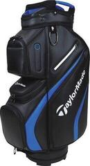TaylorMade Deluxe Cart Bag Black/Blue