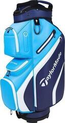 TaylorMade Deluxe Cart Bag Light Blue