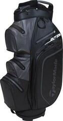 TaylorMade Storm Dry Cart Bag Black/Charcoal