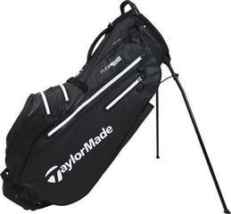 TaylorMade Flextech Waterproof Stand Bag Black