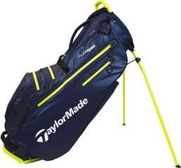 TaylorMade Flextech Waterproof Stand Bag Navy