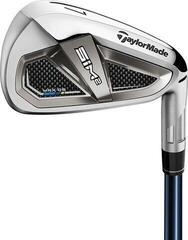 TaylorMade SIM2 Max OS Irons 6-PWSW Right Hand Lady