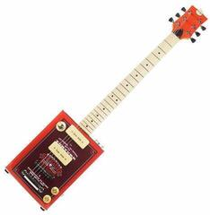 Bohemian Oil Can Guitar 2 P90 Hot Sauce