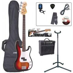 Encore EBP-E4SB Bass Guitar Outfit Sunburst (B-Stock) #921480