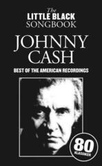 Johnny Cash The Little Black Songbook: Best Of...
