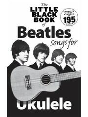 The Beatles The Little Black Book Of Beatles Songs For Ukulele