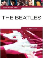 Hal Leonard Really Easy Piano: The Beatles Music Book