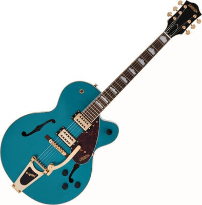 Gretsch G2410TG Streamliner Hollow Body IL Ocean Turquoise