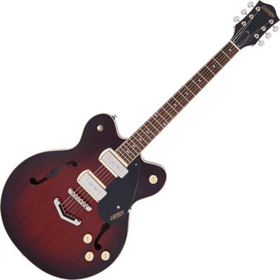 Gretsch G2622-P90 Streamliner Center Block P90 IL Claret Burst